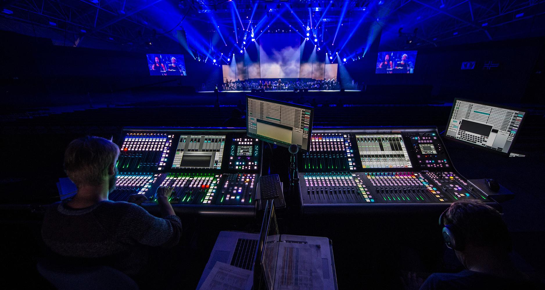 Diplomado Audio en vivo Academia Audioplace - Ingeniería de Sonido